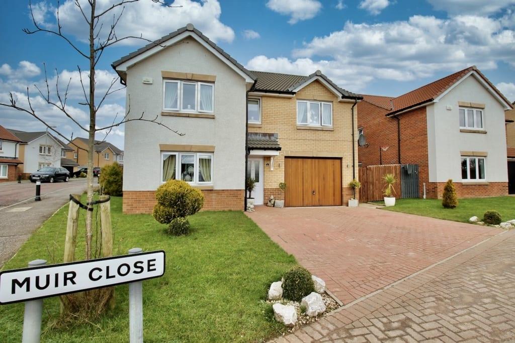 Muir Close, Bishopbriggs, G64 1GH